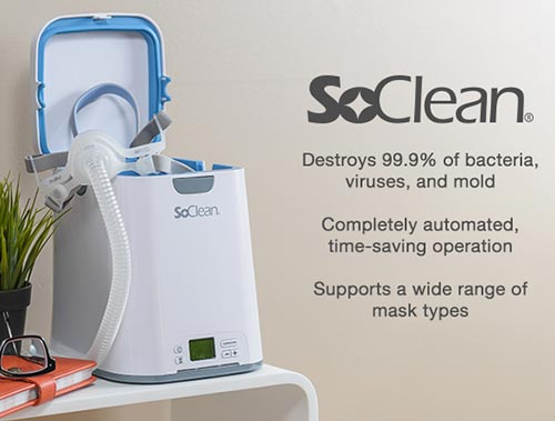 CPAP Product Cleaner